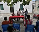Comunidades locais lançam programa de vedas temporárias e locais para a pesca de polvo no PNQ